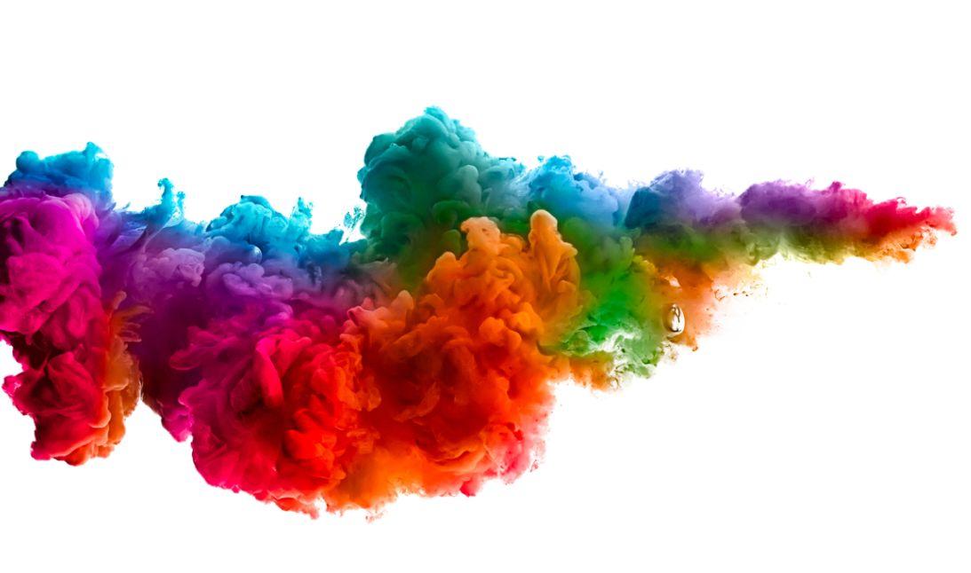 الألوان الأساسية
