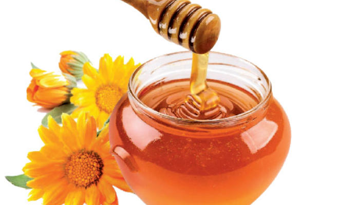 العسل في علاج الالتهاب