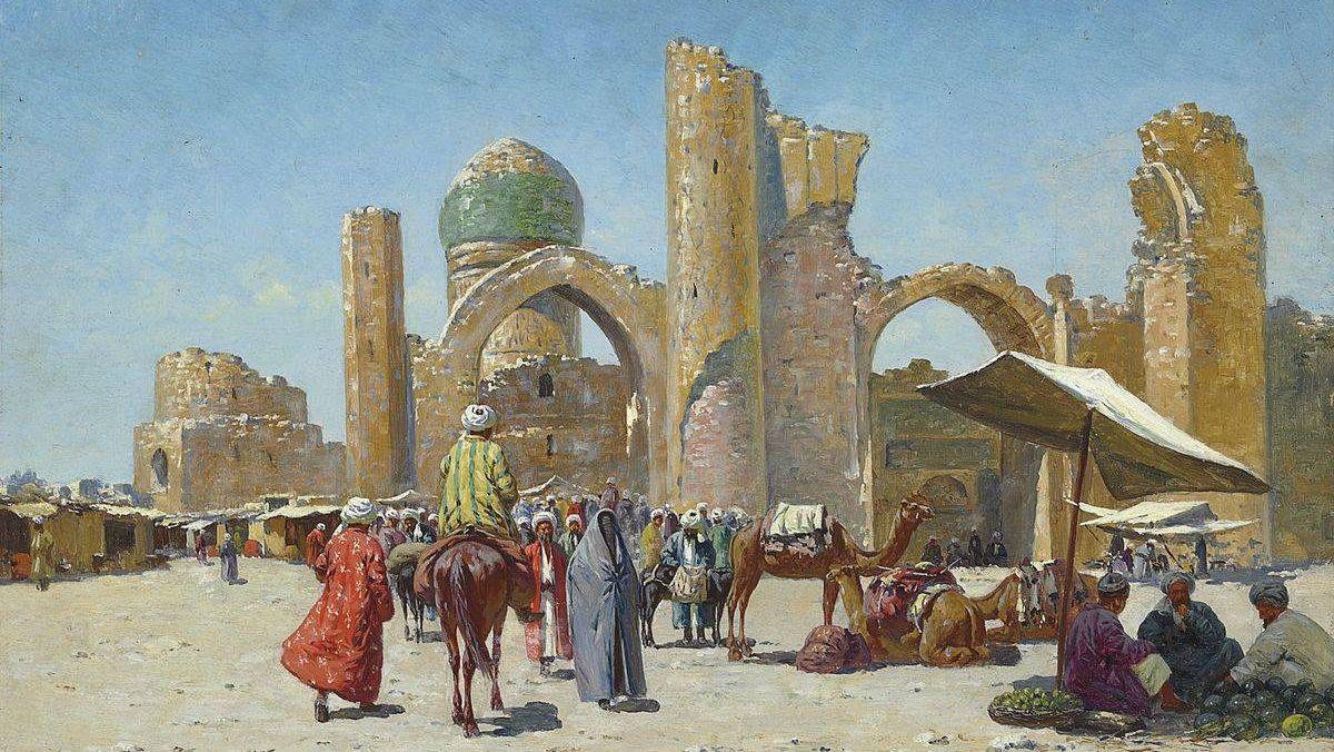 رحلة ابن بطوطة غلى العراق وفارس