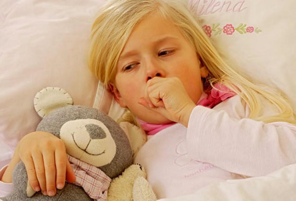 علاج السعال عند الاطفال اثناء النوم