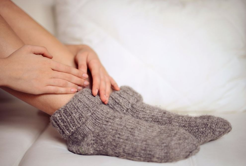 كيفية علاج عدم وصول الدم للأطراف أو برودة الأطراف؟