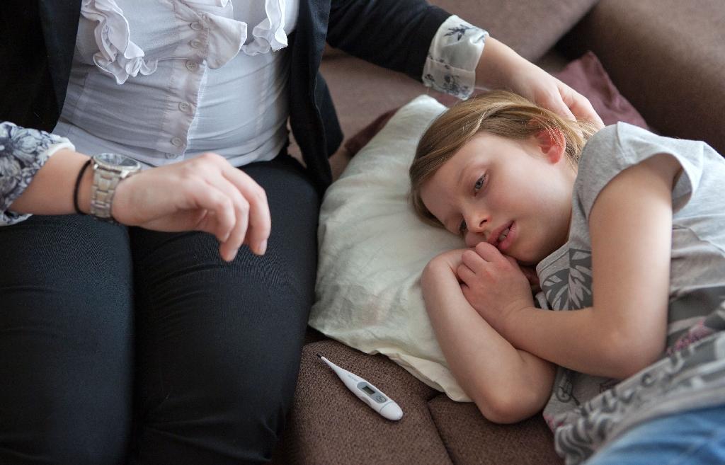 ارتفاع البوتاسيوم عند الاطفال