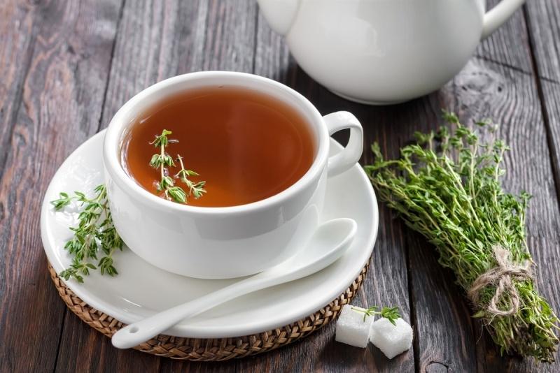 شاي الزعتر