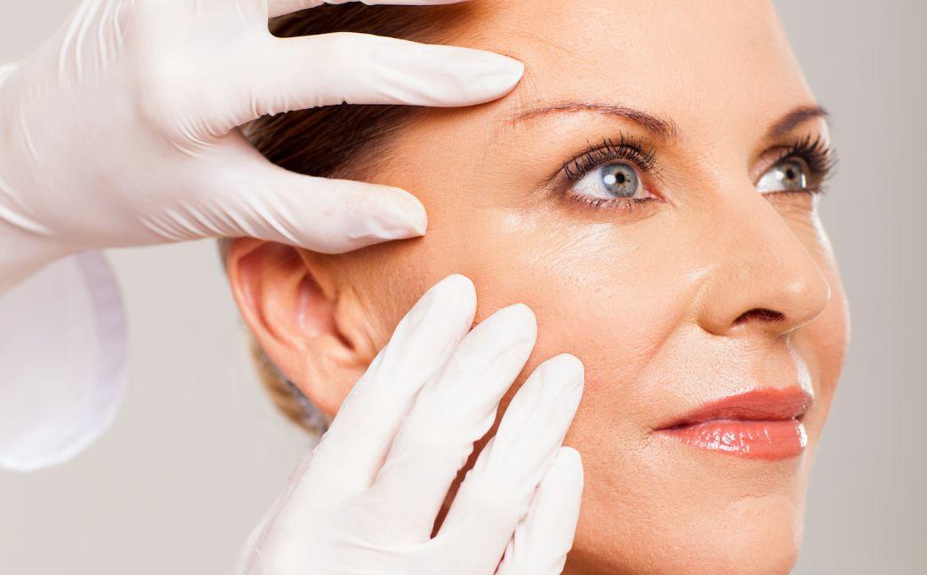 علاج دهون تحت العين بالجراحة