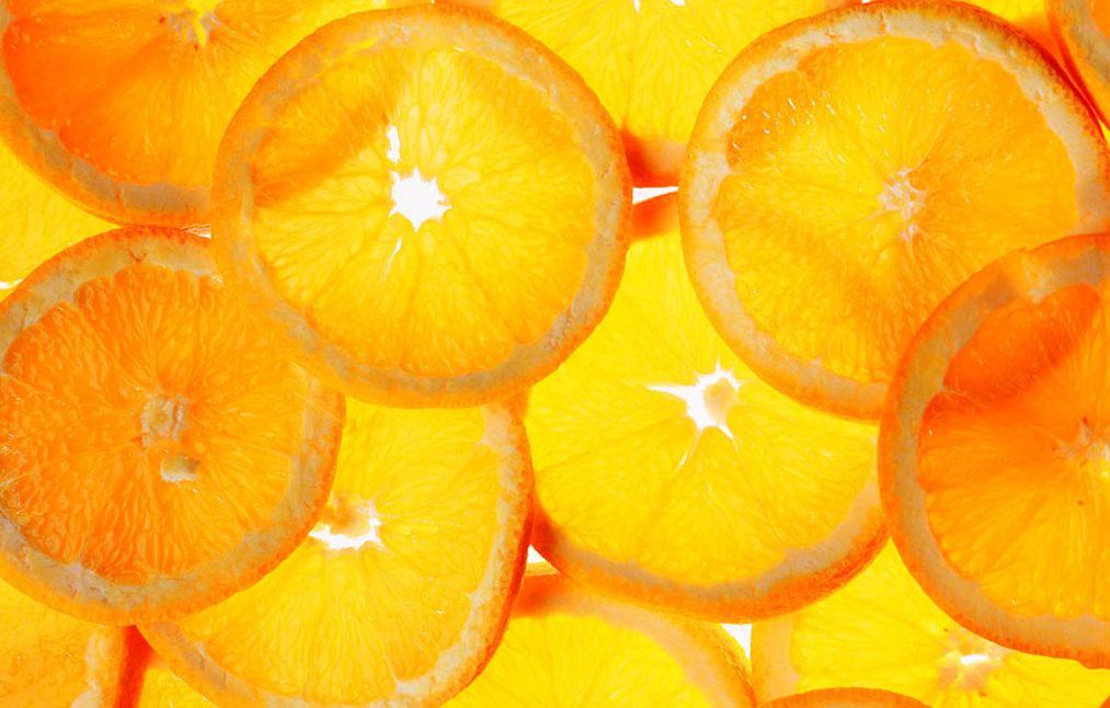 البرتقال وثبات أو زيادة الوزن