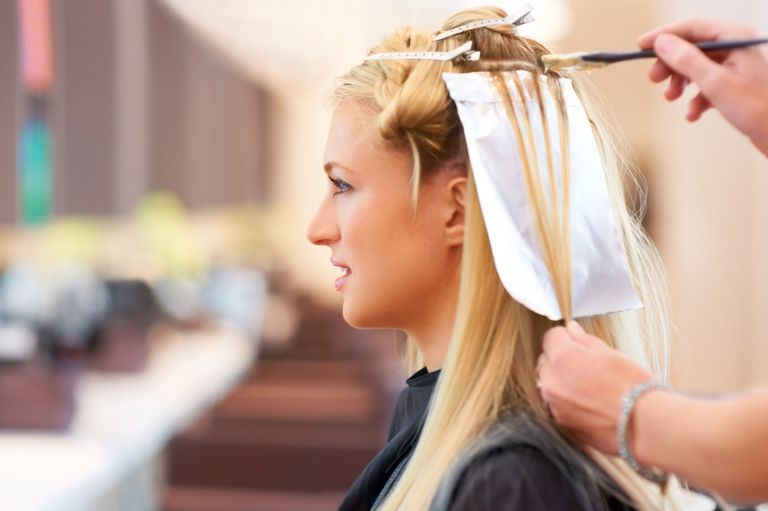 الحساسية من صبغة الشعر