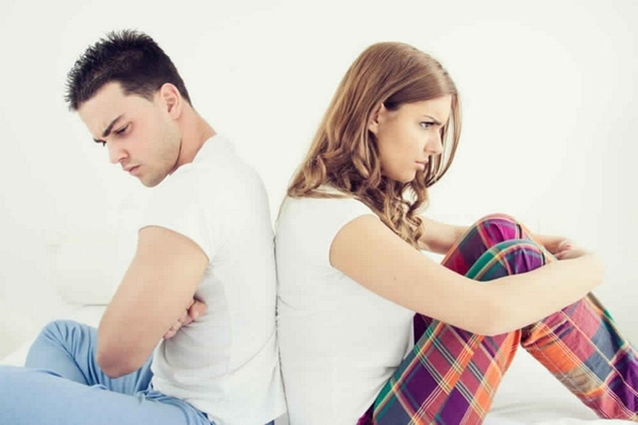 الملل بين المتزوجين
