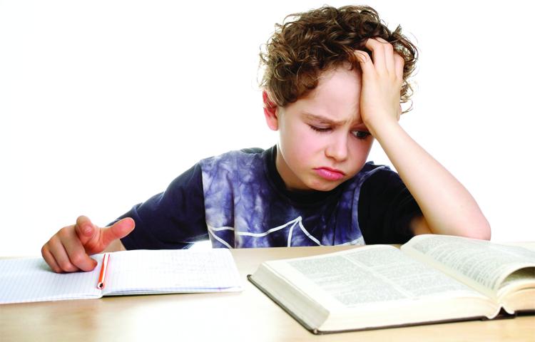 صعوبات التعلم لدى الأطفال