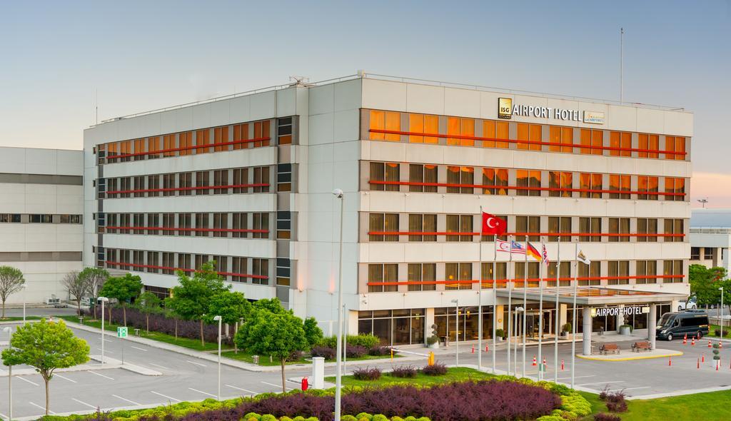فندق آي سي جي مطار اسطنبول