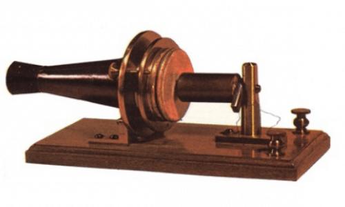 طراز الهاتف Graham Bell