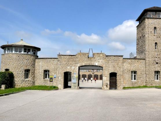 المعسكر النازي في ماوتهاوزن