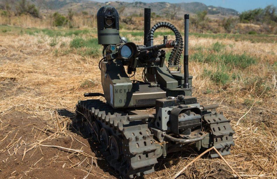 تهديدات الآلات التي تمتلك الذكاء الاصطناعي