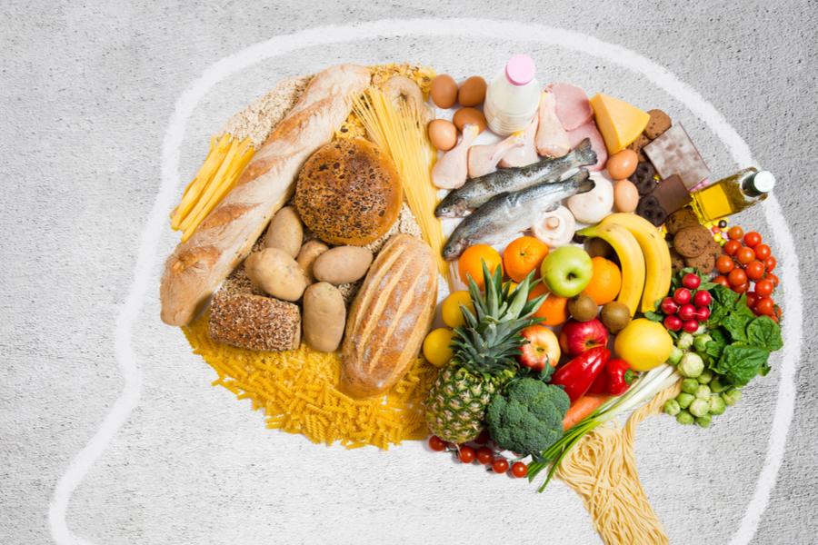 طعام لصحة الدماغ