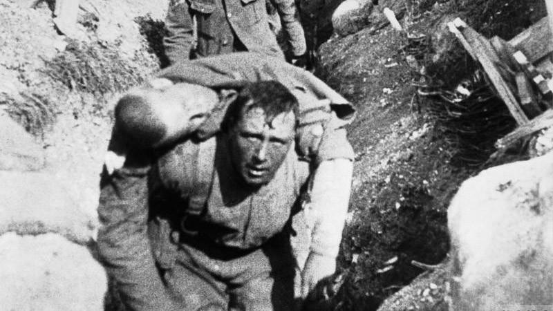 عدد ضحايا الحرب العالمية الأولى