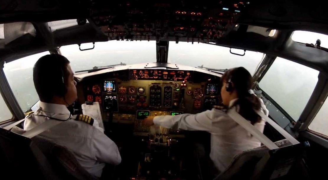 كيف تصبح طيارا
