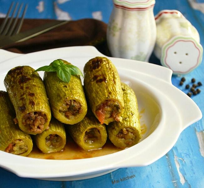 طبخات بالكوسا