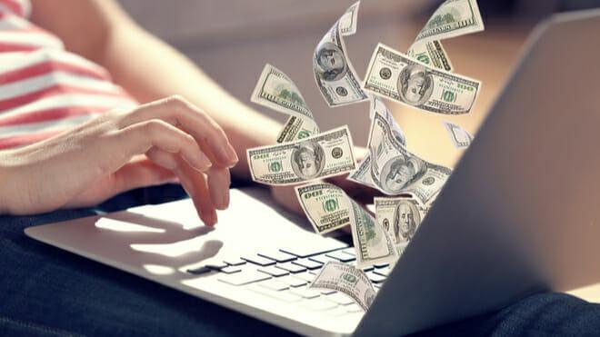 كيف تربح المال من الانترنت