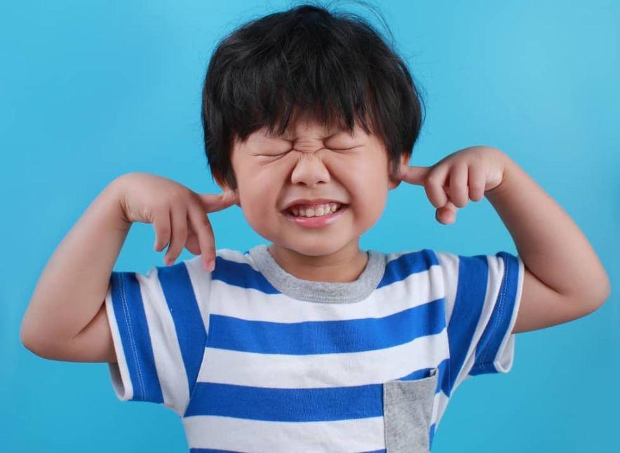 أعراض العصبية عند الأطفال
