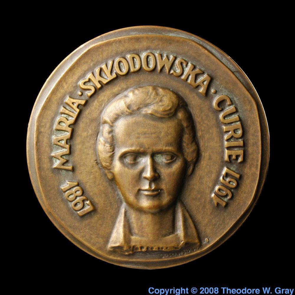 أنواع جائزة نوبل
