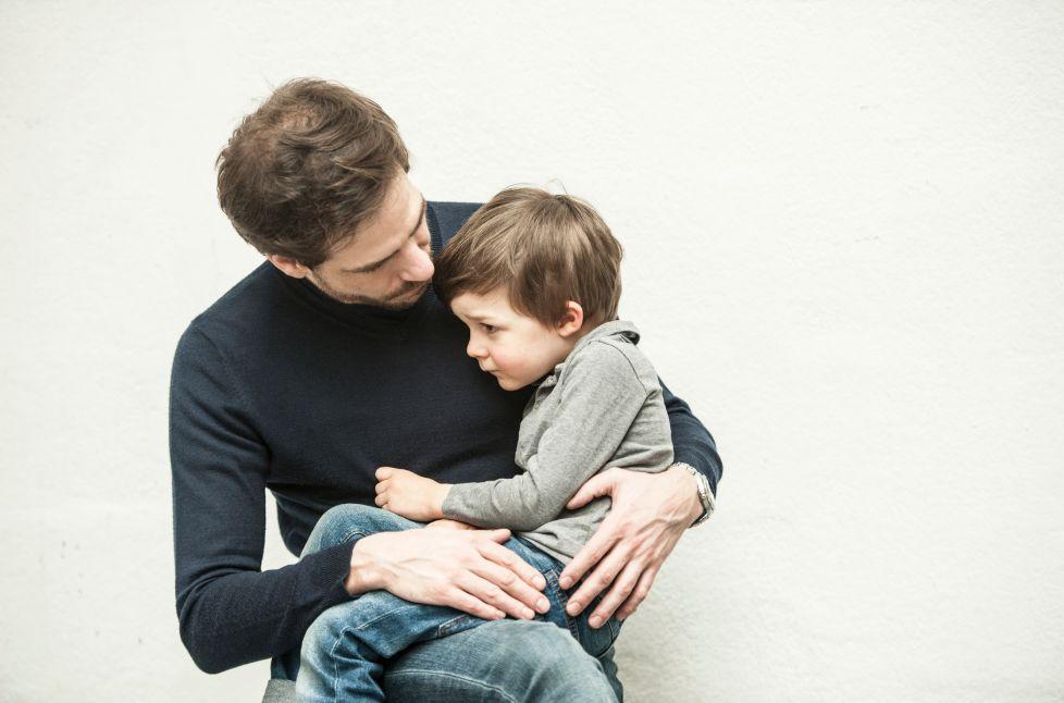 التخلص من العصبية عند الأطفال