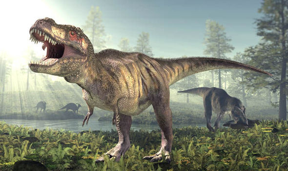 الديناصور