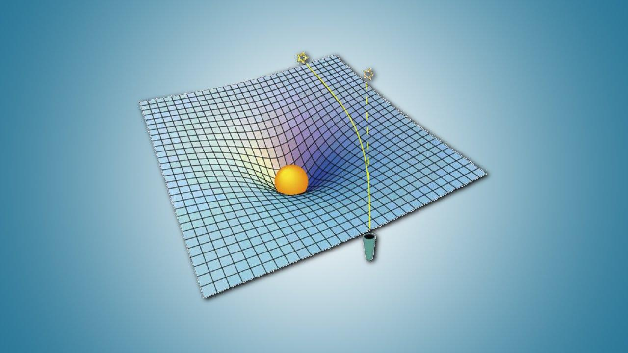 نظرية النسبية ومبدأ التكافؤ