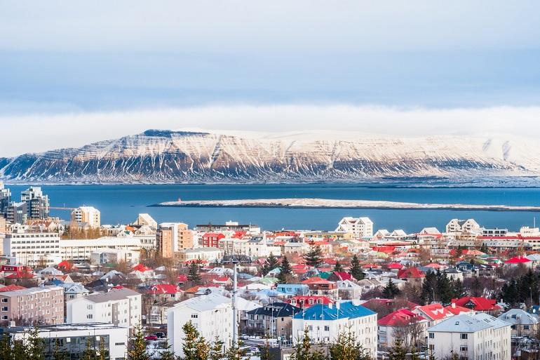 عاصمة ايسلندا