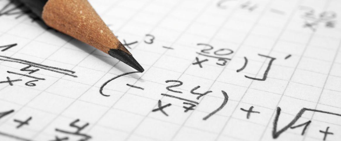 كيف أذاكر الرياضيات لأجل الامتحان؟