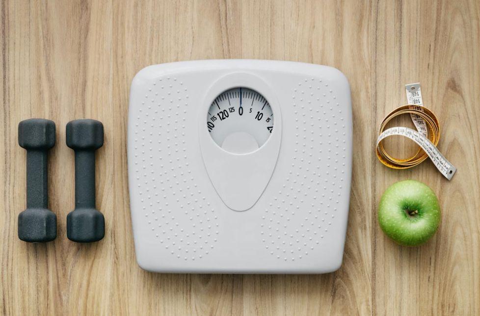 كيف يمكن كسر الوزن والتعامل معه؟