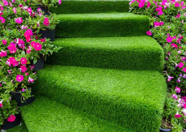 العشب الصناعي 2