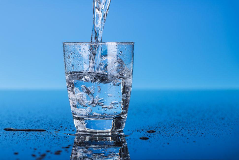 تنظيم شرب الماء