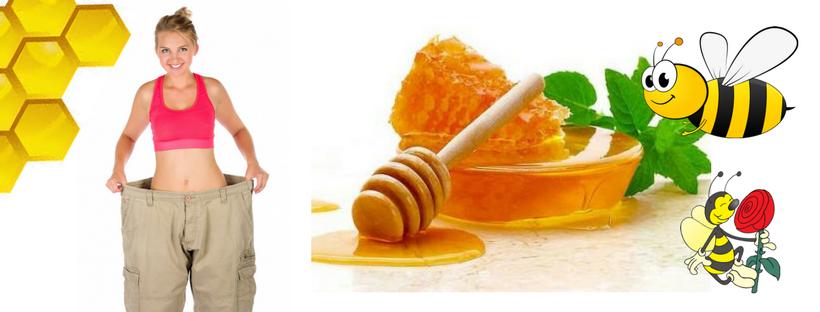 شمع العسل للتخسيس