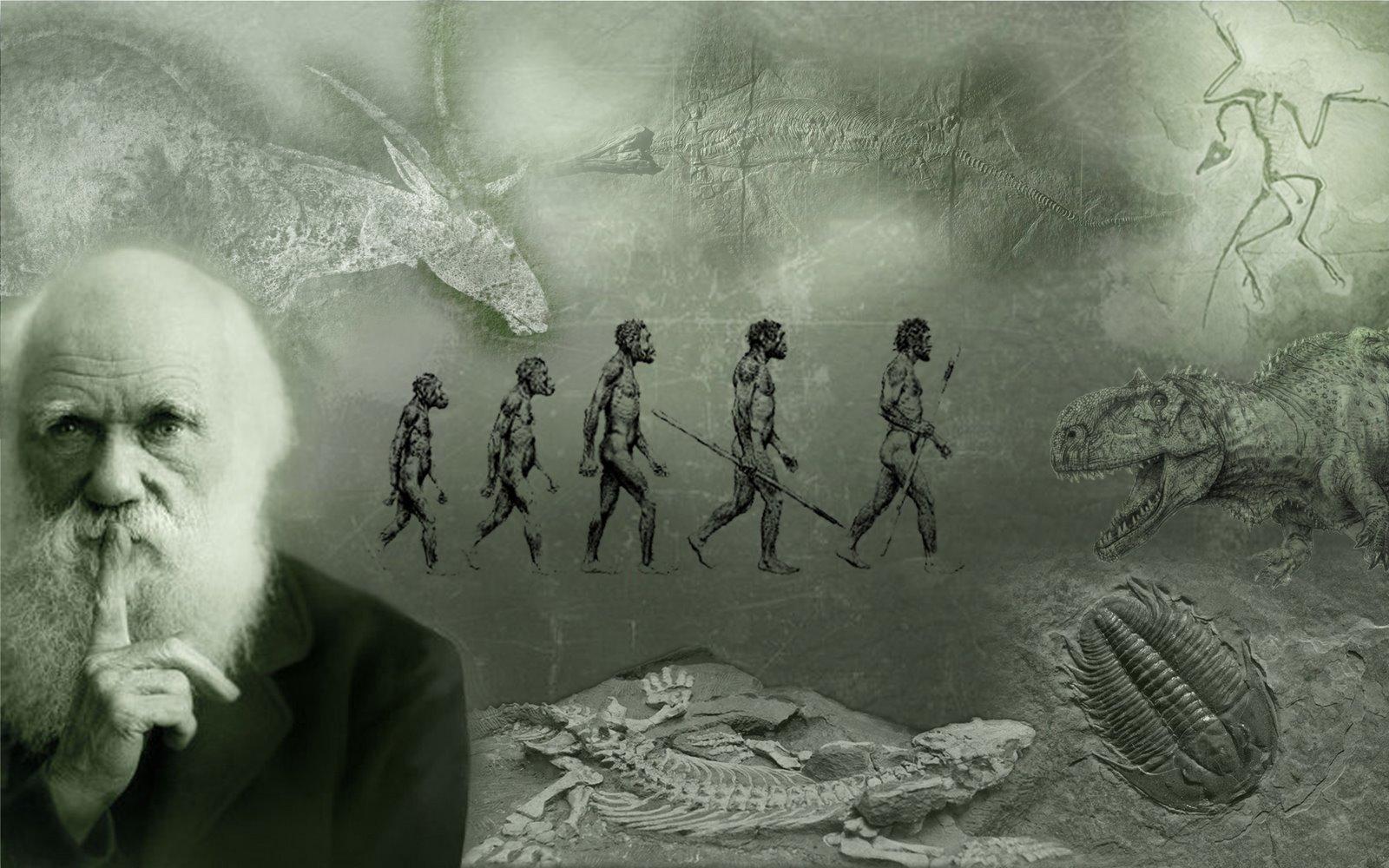 من هو تشارلز داروين صاحب نظرية التطور.ز وما هي نظرية التطور
