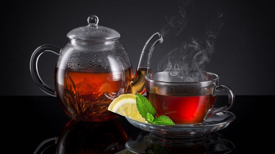 وصفات الشاي لخسارة الوزن