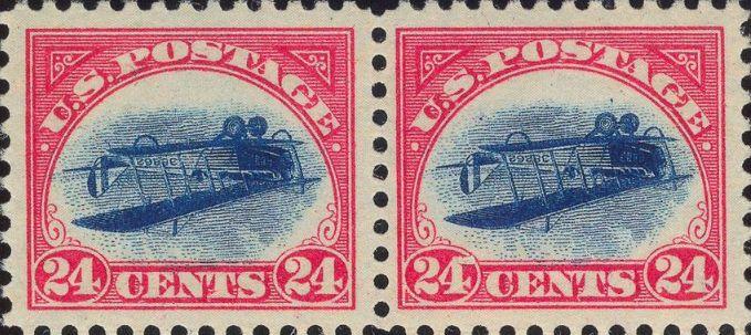 طوابع نادرة