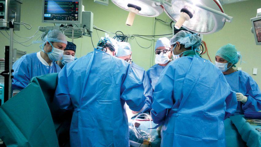 زراعة النخاع العظمي لمرضى سرطان الدم