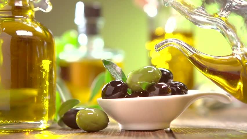 علاج الأمراض الجلدية بزيت الزيتون