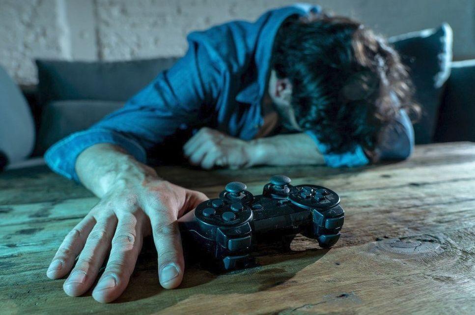 ما هو الإدمان على الألعاب الإلكترونية؟