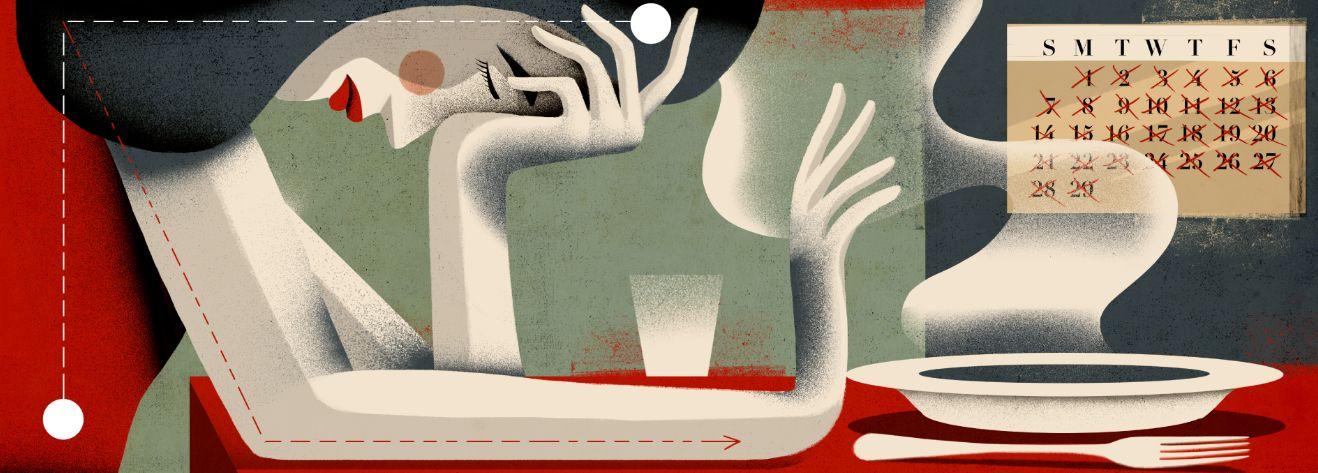 ما هو مرض فقدان الشهية وانعدام الرغبة بالأكل؟