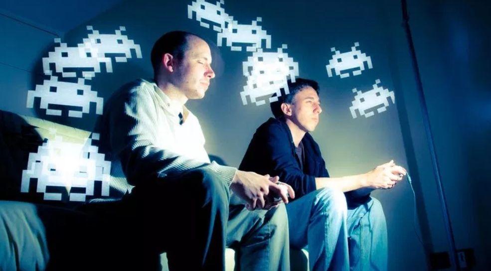 هل أنت مدمن على الألعاب الإلكترونية؟