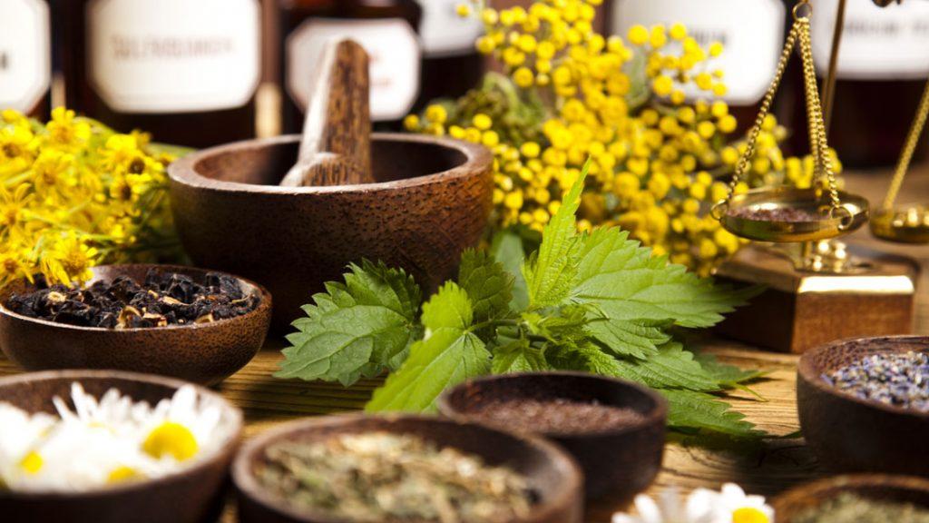 إنقاص الوزن بالأعشاب