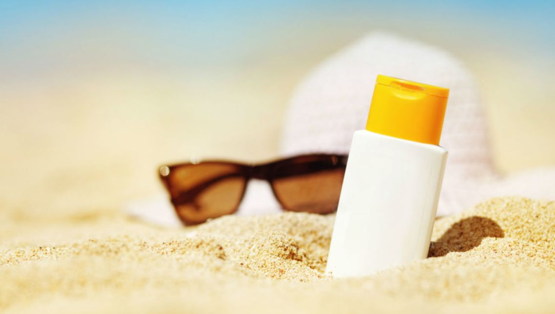حماية البشرة من الشمس بطرق طبيعية ..