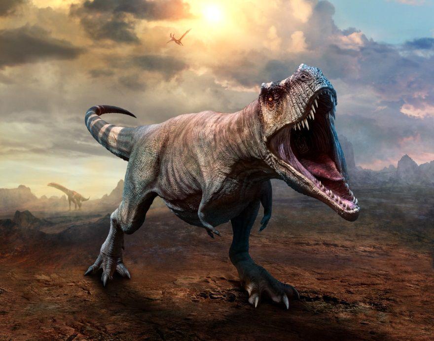 ديناصور تيريكس