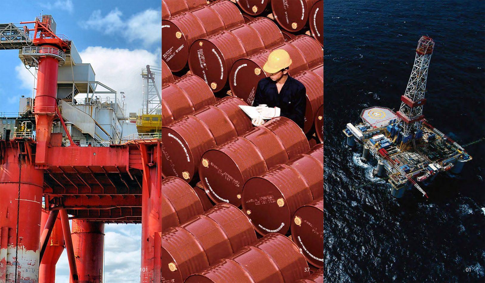 بورصة النفط