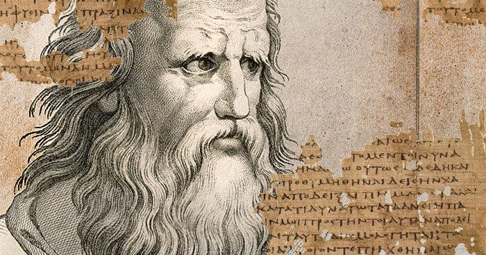 الفيلسوف أفلاطون
