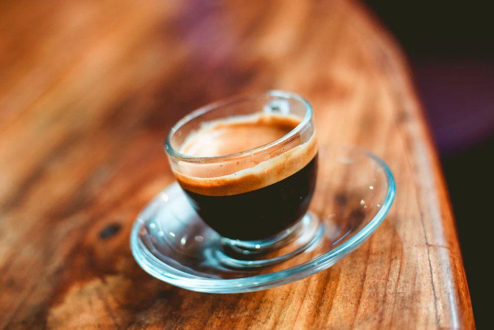 طريقة عمل قهوة اسبريسو 1
