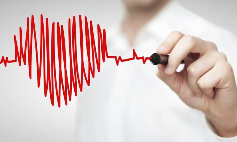 عدم انتظام ضربات القلب اثناء النوم