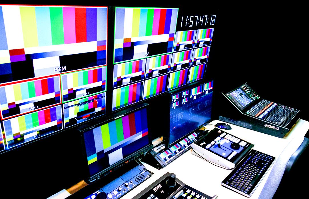 مواقع الاقمار الصناعية للبث التلفزيوني