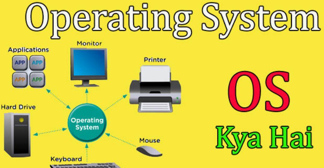 نظام التشغيل .. ما هي أنظمة تشغيل الحواسب تعريف وأنواع