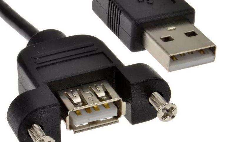 الأشكال المختلفة لوصلة يو اس بي (USB)